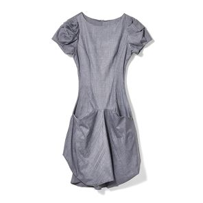 [샘플세일] Picnic Leija Dress Grey