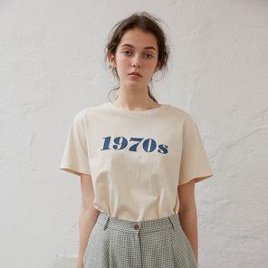 Memory T-shirt Cream