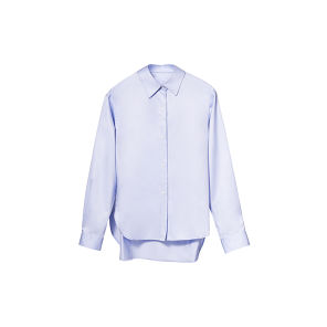 COTTON SHIRTS LIGHT BLUE